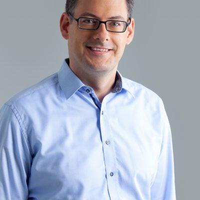 Portraitfoto Peter Rieder