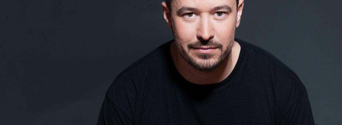 Portraitfoto von Stuart Cameron