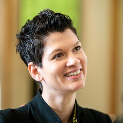 Portraitfoto von Helga Pattart-Drexler