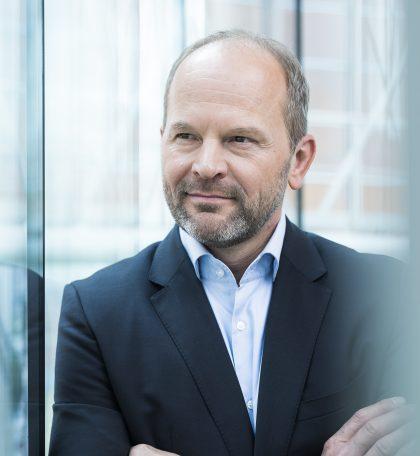 Portraitfoto Andreas Gerstenmayer