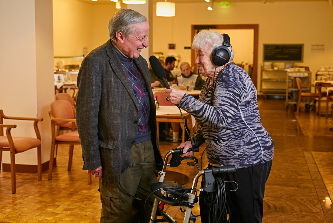 FaltenrockFM - der Podcast aus dem Pflegewohnhaus