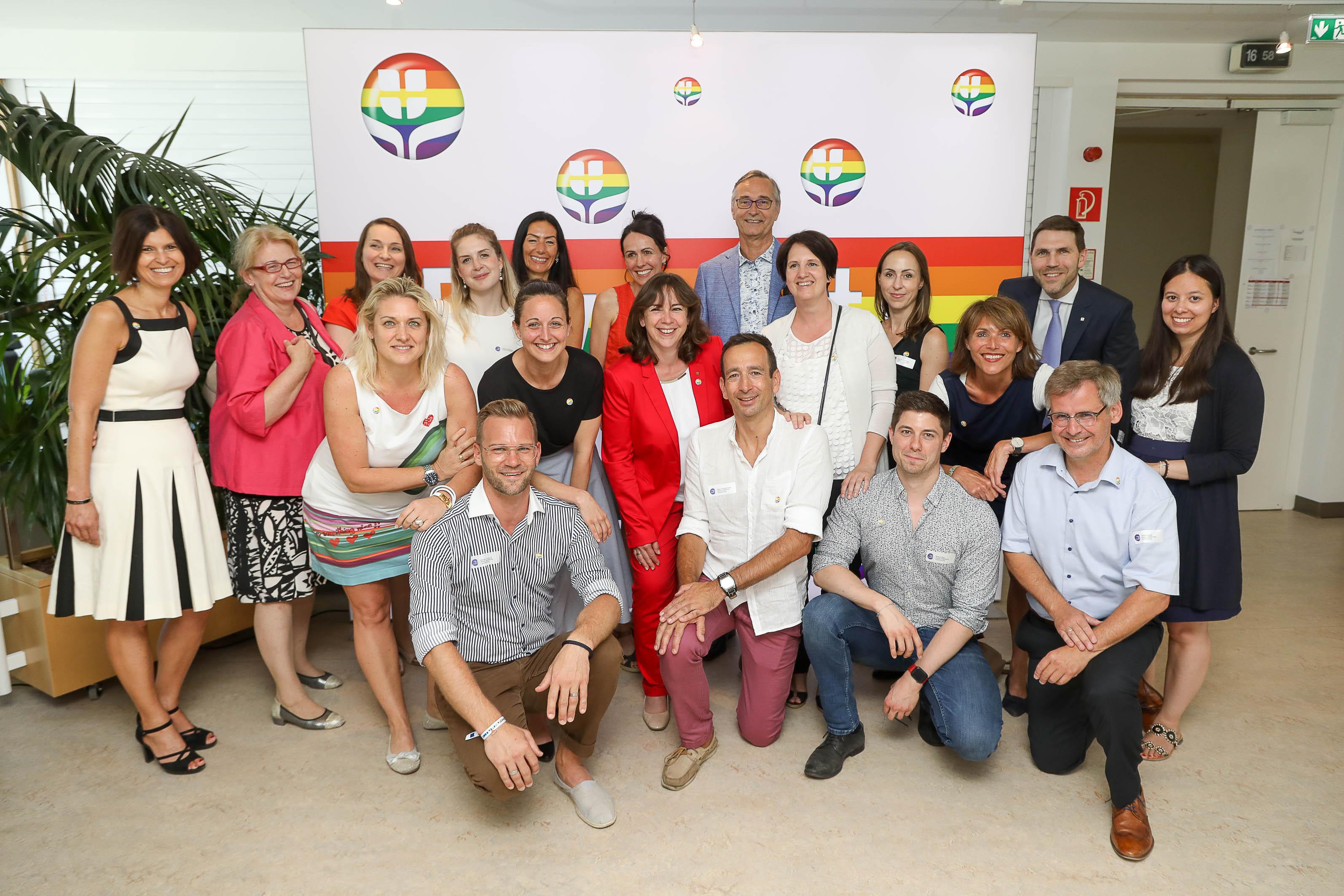 Diversity Tag in der Wiener Städtischen Versicherung