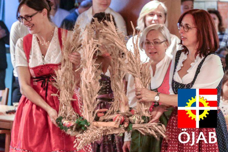 VORSCHAU: ÖJAB-Erntedankfest der Generationen