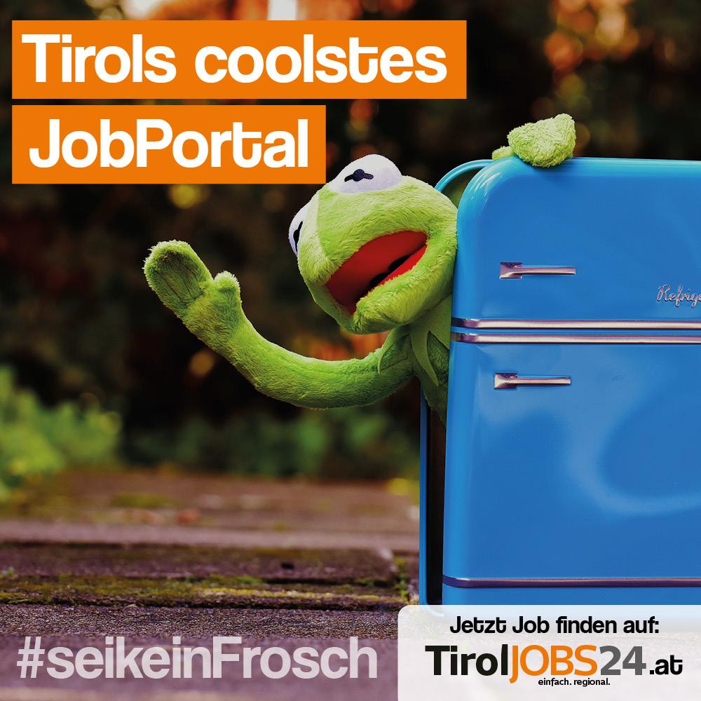 TirolJobs24 - das Tiroler Jobportal