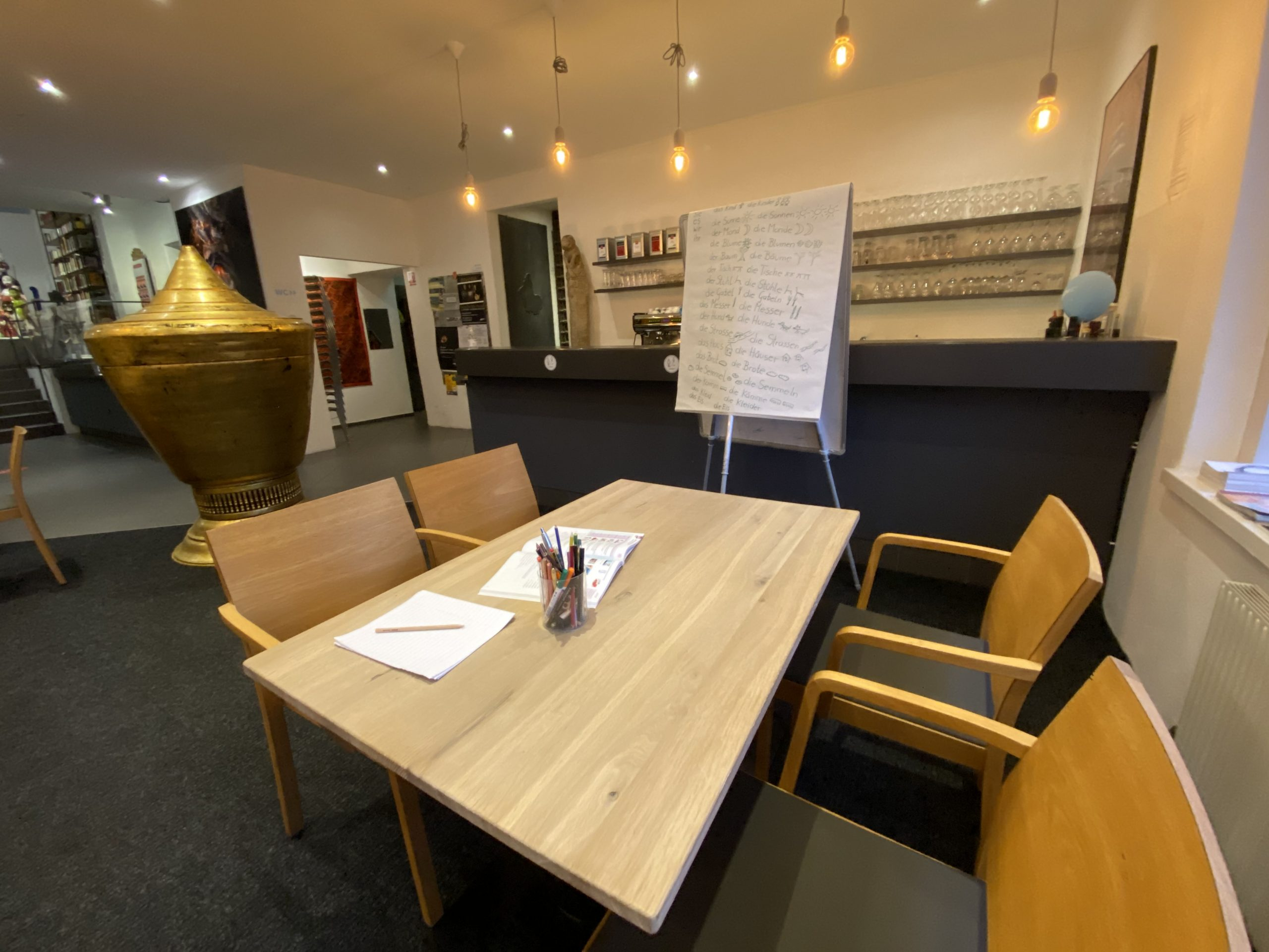 ABC - Café für Frauen mit Migrationshintergrund